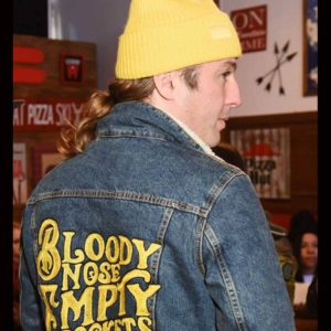 Bloody Nose Empty Pockets Jacket