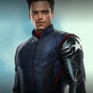 The Falcon and the Winter Soldier Battle Uniform Jacket