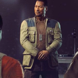 Star Wars Squadrons Lindon Javes Jacket