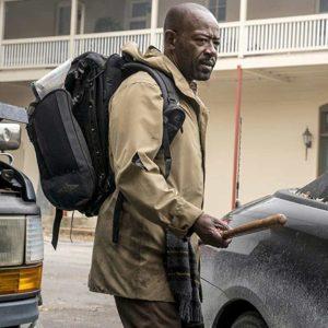 Fear The Walking Dead Season 4 Morgan Jones Coat