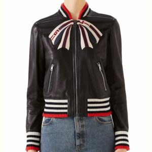 Real Housewives of New York City Leather Jacket
