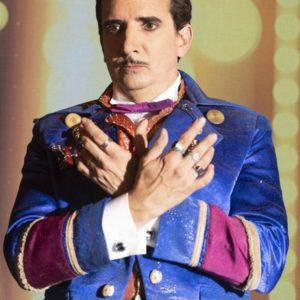 Antonio Sanint Chichipatos Blue Coat