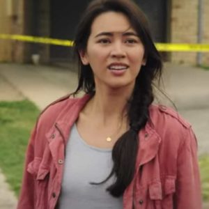 Aimee Love And Monsters Jessica Henwick Jacket