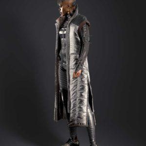 Cyberpunk 2077 Brigitte Coat