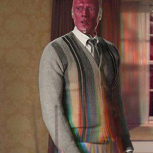WandaVision Paul Bettany Sweater