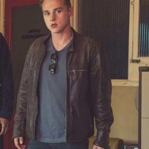 Pixie Ben Hardy Leather Jacket