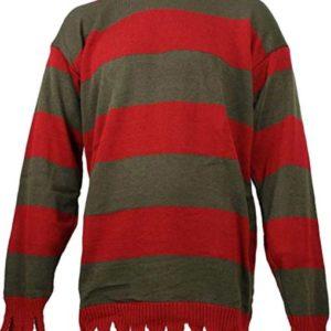 A Nightmare On Elm Street Freddy Krueger Sweater