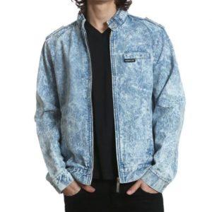 Good Girls Leslie Peterson Blue Denim Jacket