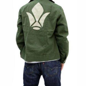 Orga Itsuka Tekkadan Green Jacket