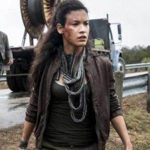 Fear The Walking Dead Season 04 Danay Garcia Jacket