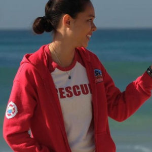 Breanna Yde Malibu Rescue The Next Wave Gina Hoodie