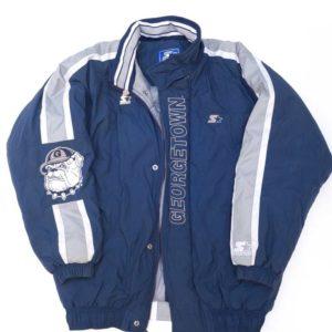 Starter-Georgetown-Blue-Bomber-Jacket