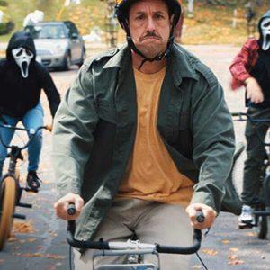 Hubie Dubois Hubie Halloween Adam Sandler Cotton Jacket