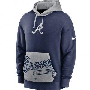 MLB Atlanta Braves Baseball team Unisex Hoodie