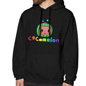 For Men's and Women's Cocomelon Pullover Hoodie