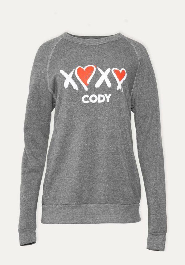 Unisex XOXO Cody Sweatshirt