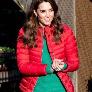 Kate 2020 Christmas puffer Jacket