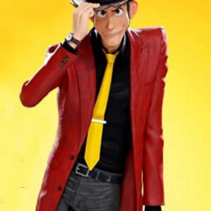 Lupin III The First Arsene Lupin III Red Blazer