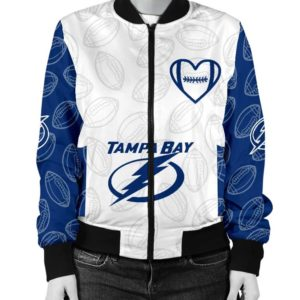 Bomber Jacket NHL Tampa Bay Lightning