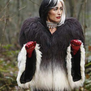 Cruella Deville Fur Jacket