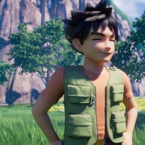 Brock Takeshi Pokemon Four Pocket Green Vest
