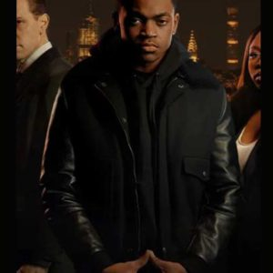 Tariq St. Patrick Hooded Jacket | Power Book II