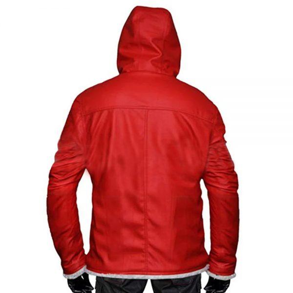 Christmas Santa Claus Red Jacket