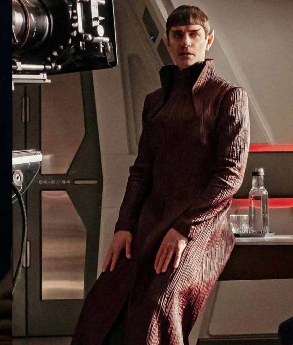 Star Trek Discovery James Frain Coat