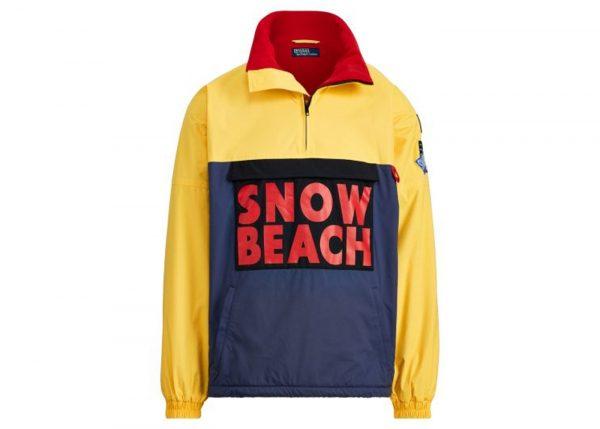 The Hip Hop Polo Snow Beach Cotton Biker Jacket