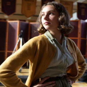 Eloise Webb The Queen's Gambit Annette Packer Sweater