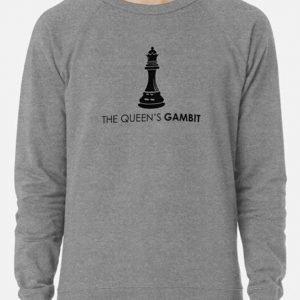The Queen's Gambit Grey Sweatshirt For Mens and Women