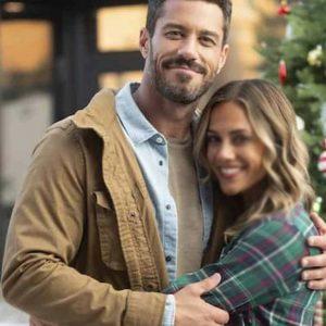Brandon Quinn A Welcome Home Christmas Michael Fischer Jacket