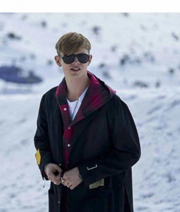 Alex Rider Otto Farrant Coat