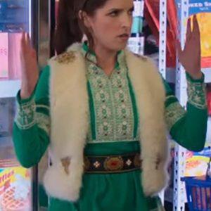 Noelle Kringle Fur Vest