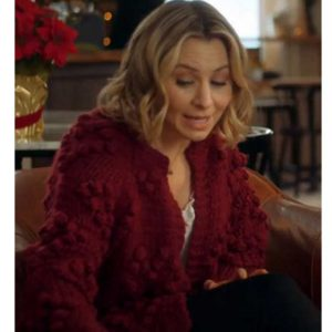 Candy Cane Christmas Beverley Mitchell Sweater