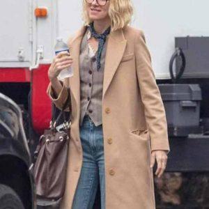 Boss Level Jemma Wells Trench Naomi Watts Coat