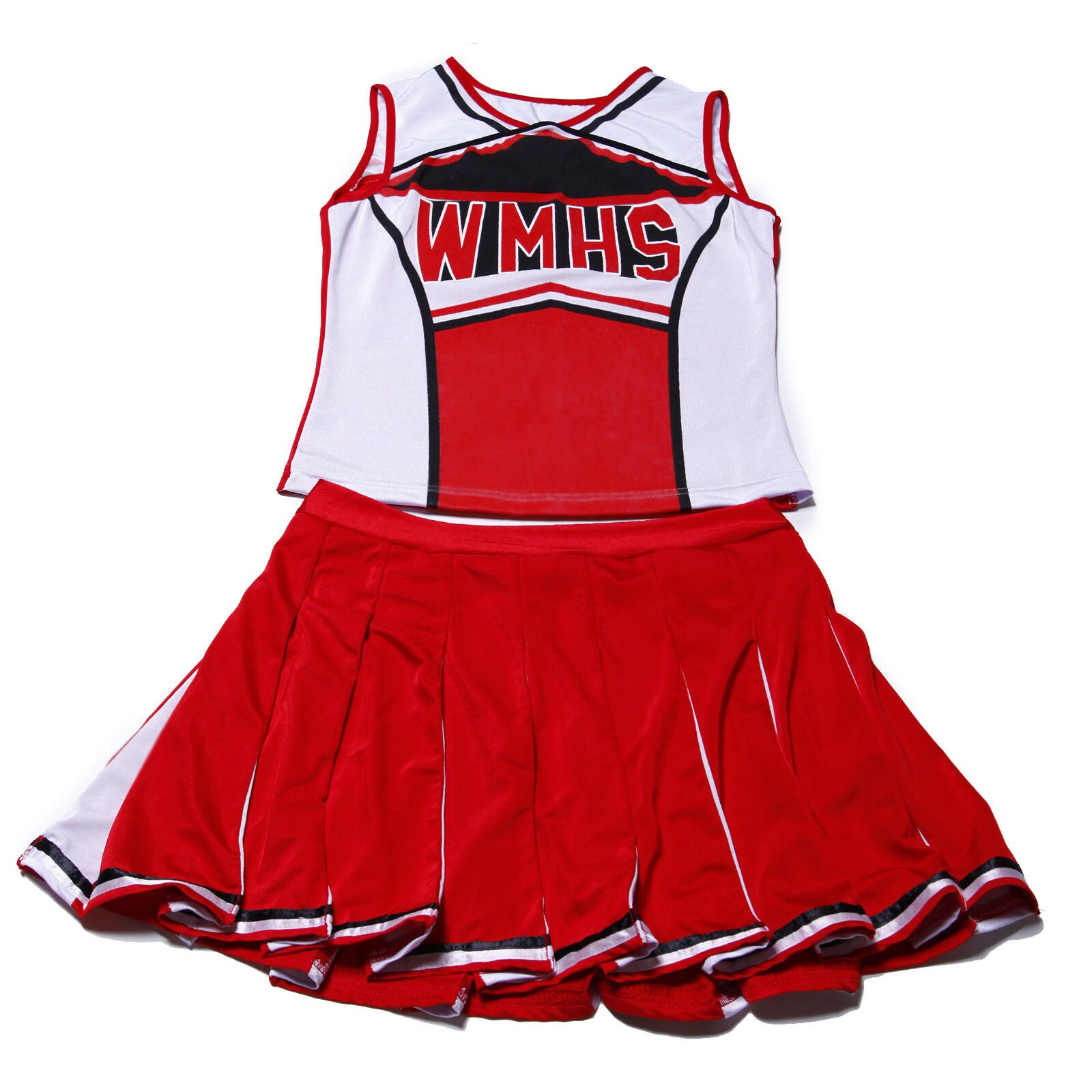 Cheerleader Cheerleading Glee Costume