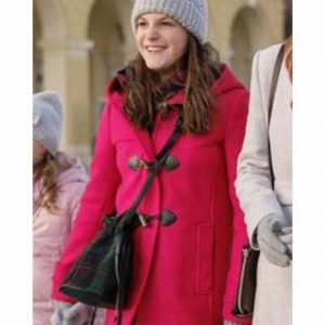 Red Christmas Coat
