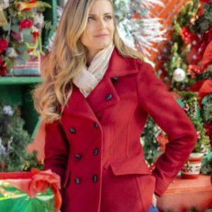 Brooke D orsay Christmas in Love Coat