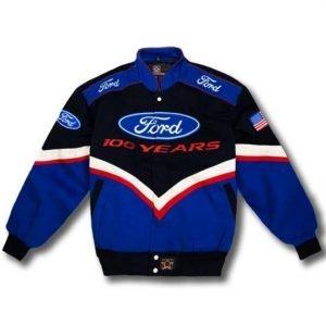 Vintage Ford Racing Jacket