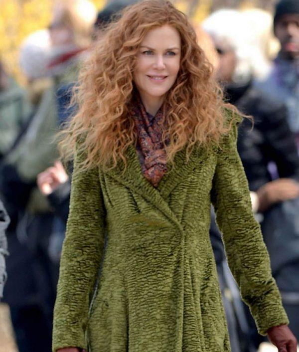 Nicole Kidman Trench Coat