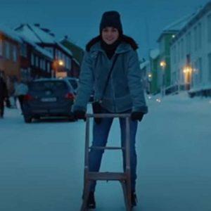 Ida Elise Broch Home for Christmas Season 02 Johanne Jacket with Hood