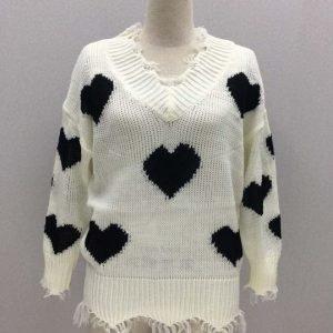 Billie Piper I Hate Suzie Suzie Pickles White Sweater