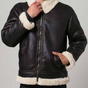B3 Aviator Shearling Jacket
