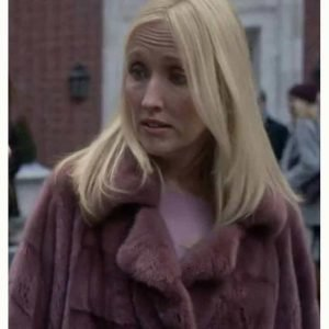 Sally Morrison The Undoing Janel Moloney Fur Coat