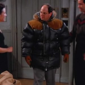 George Costanza Seinfeld The Jacket With Hood