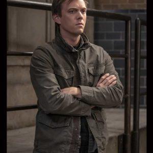 Jake Abel Supernatural Season 15 Michael Jacket