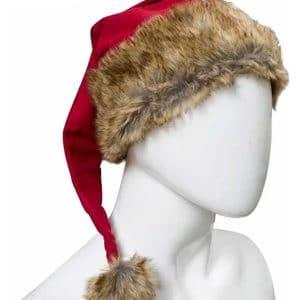 Red Christmas Chronicles Santa Hat