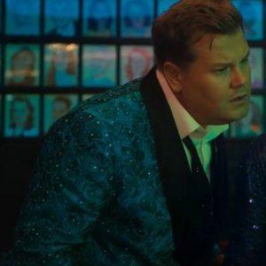 Barry Glickman The Prom James Corden Blue Blazer