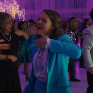 Emma Nolan The Prom Jo Ellen Pellman Cotton Blue Blazer